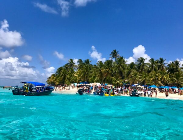 5 Favorittsteder i Colombia:San Andres & Johnny Cay