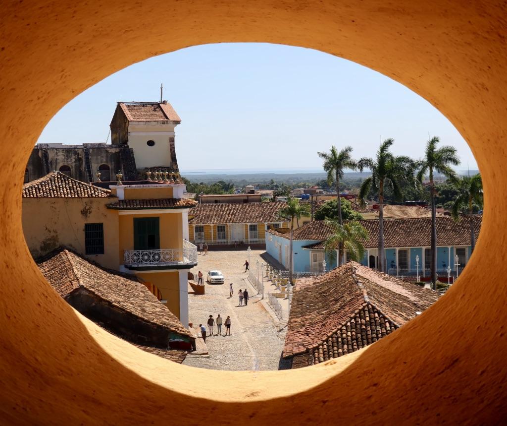 Trinidad, Cubas vakrest by