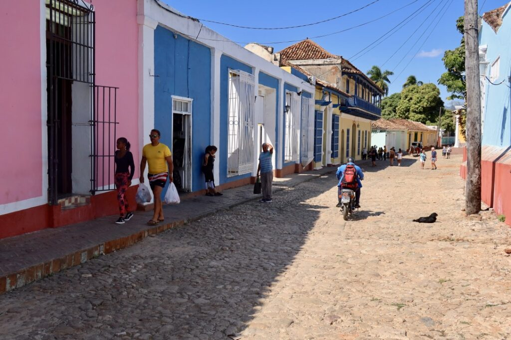 Oppdag Trinidad i Cuba